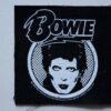 David Bowie - Face (Cloth Patch)