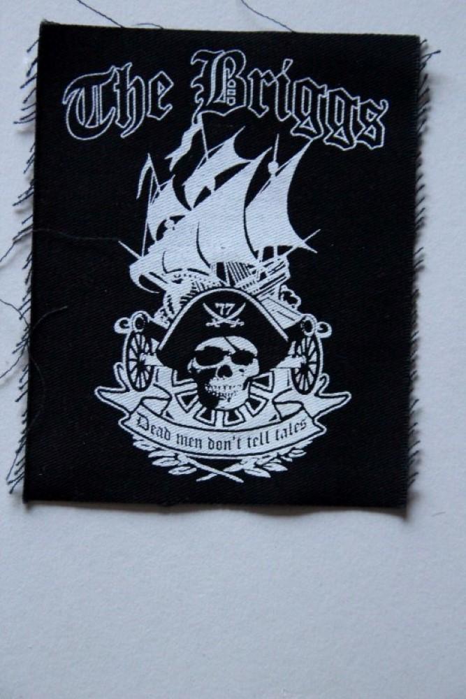 Briggs, The - Dead Men (Sticker)