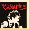 Casualties, The - Live Singer (Sticker)