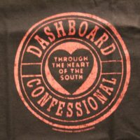 Dashboard Confessional – Heart (T-S)