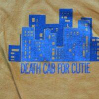 Death Cab For Cutie – Buildings (T-S)