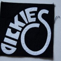 Dickies, The – Logo (Cloth Patch)