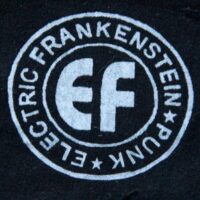 Electric Frankenstein – Logo (Cloth Patch)