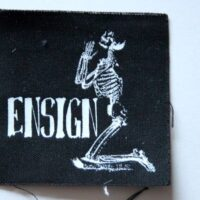 Ensign – Praying (Cloth Patch)
