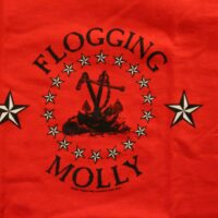 Flogging Molly – Anchors (T-S)