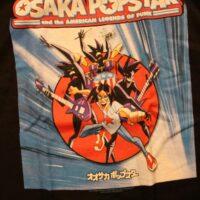 Osaka Popstar – Cartoon (T-S)