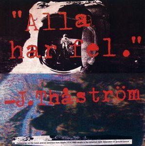 Thåström – Alla Har Fel (Vinyl Single)