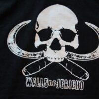 Walls Of Jericho – Skull (T-S)