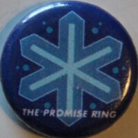 Promise Ring, The – Snowflake (Badges)