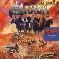 Saxon – Dogs Of War (Color Vinyl LP)