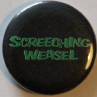 Screeching Weasel – Logo (Badges)