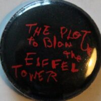 Plot To Blow Up The Eiffel Tower, The – Roses (Badges)