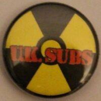 UK Subs – Atom (Badges)