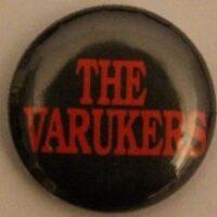 Varukers, The – Logo (Badges)