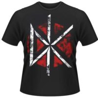 Dead Kennedys – Distressed/Logo (T-Shirt)