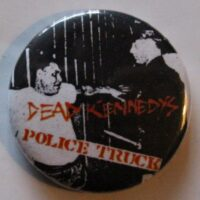 Dead Kennedys – Police Truck (Badges)