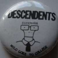 Descendents – Milo Goes To College (Badges)