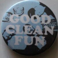 Good Clean Fun – Logo (Badges)