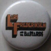 Lars Frederiksen And The Bastards – Logo (Badges)