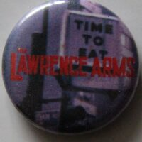 Lawrence Arms – Logo (Badges)