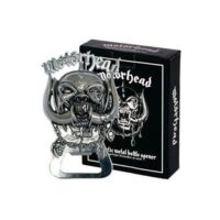 Motörhead – Skull/Logo (Bottle/Flask Opener)