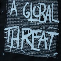 A Global Threat – Logo (Back Patch)