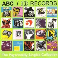 ABC / ID Records – The Psychobilly Singles Collection – V/A (CD)