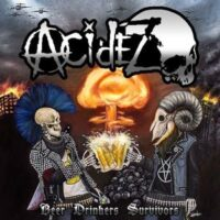 Acidez ‎– Beer Drinkers Survivors (Vinyl LP)