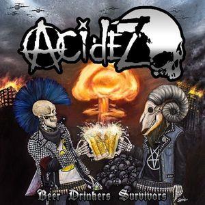 Acidez – Beer Drinkers Survivors (Vinyl LP)