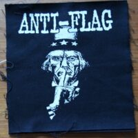 Anti-Flag – President (Back Patch)