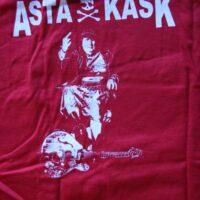 Asta Kask – Asta/Logo (Red T-S)