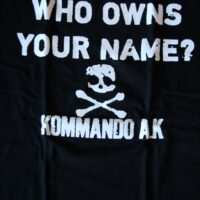 Who Owns Your Name (T-S)