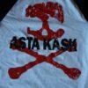 Asta Kask - Rough Red Skull/Logo (Baseball-T)