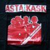 Asta Kask - För Kung &  Fosterland (Black T-S)