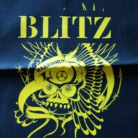 Blitz – Warriors (Back Patch)