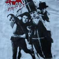 Blood, The – Group (Back Patch)