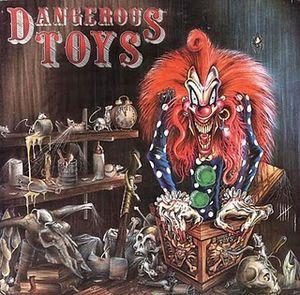 Dangerous Toys - S/T (Vinyl LP)