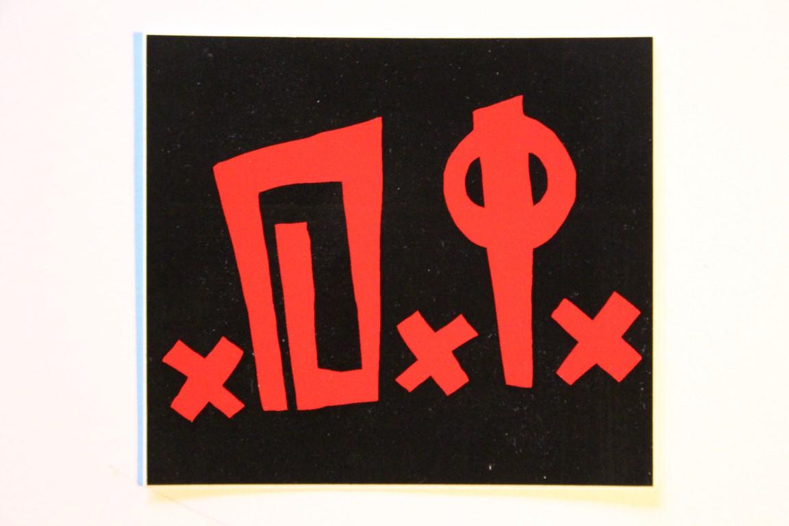 D.I. - Logo (Sticker)
