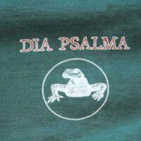 Dia Psalma – Varan/Logo (Vintage/Used T-S)