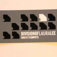 Division Of Laura Lee – Das Nor Compute (Sticker)
