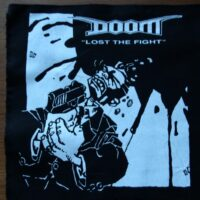 Doom – Lost The Fight (Back Patch)