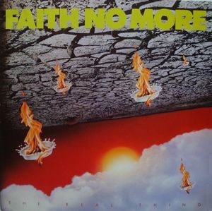 Faith No More ‎– The Real Thing (Vinyl LP)