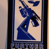 Further Seems Forever – Teleskop (Sticker)