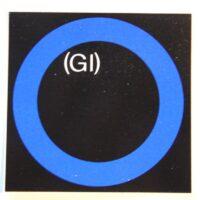 Germs – GI (Sticker)