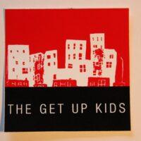 Get Up Kids, The – City/Logo (Sticker)