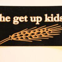 Get Up Kids, The – Wheat/Logo (Sticker)