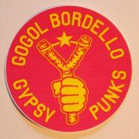 Gogol Bordello – Gypsy Punks (Pink Sticker)
