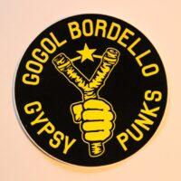Gogol Bordello – Gypsy Punks (Black Sticker)