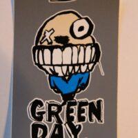 Green Day – Cartoon/Logo (Sticker)