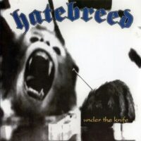 Hatebreed ‎– Under The Knife (Clear Vinyl Single)